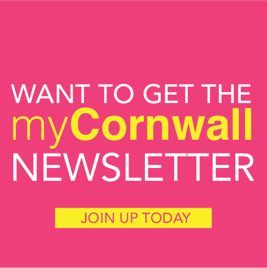 subscribe for myCornwall Newsletter