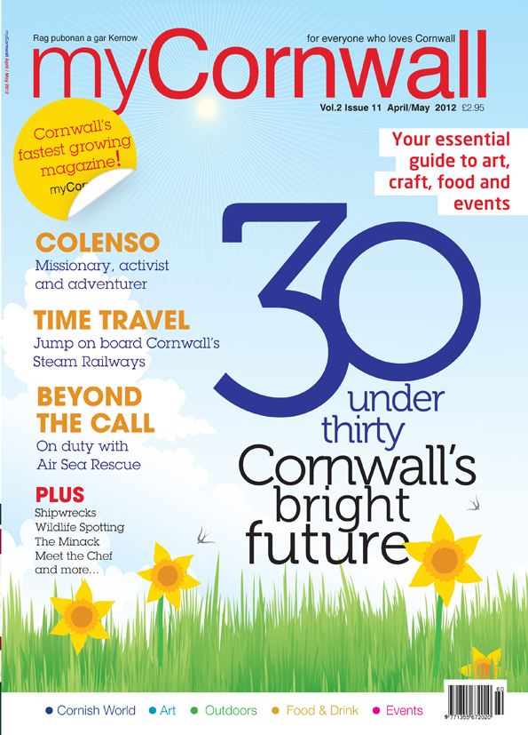 Issue 11 April/May 2012
