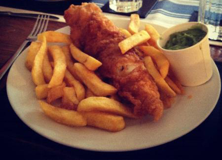 Three of the Best Fish & Chips in Cornwall