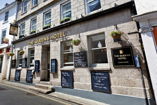 HOTEL REVIEW: The Queens Hotel, St Ives