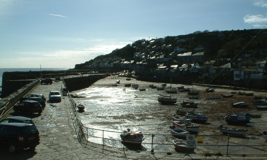 A History of Mousehole