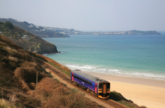 Scenic Connections: The Cornish Railway