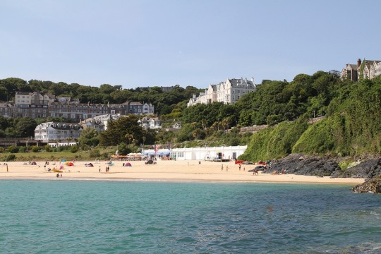HOTEL REVIEW: St Ives Harbour Hotel, Porthminster