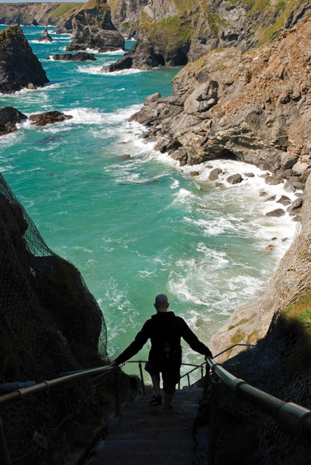 Coves and Beaches of Cornwall