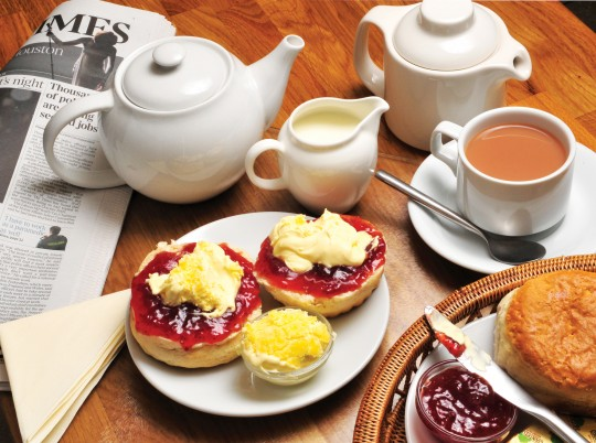 The Definitive List of Cornish Cream Teas!