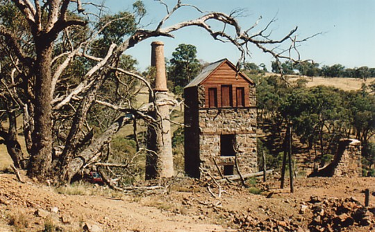 The Cornish and Mining in New South Wales