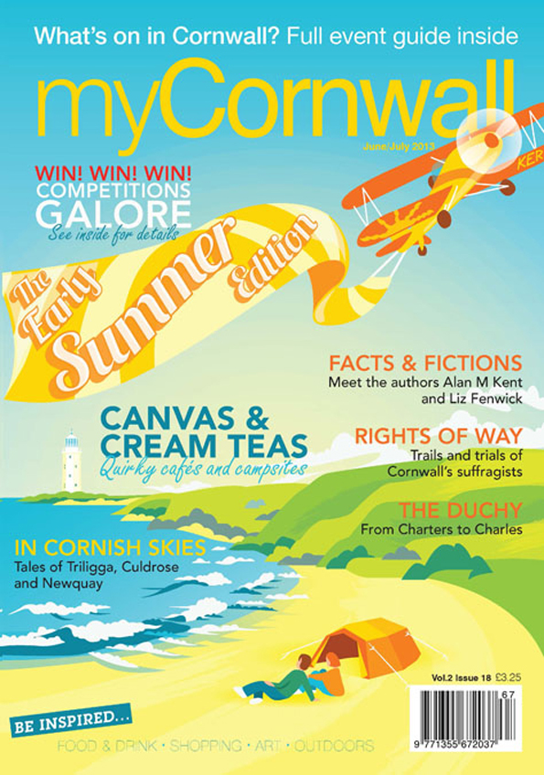 Issue 18 June/July 2013