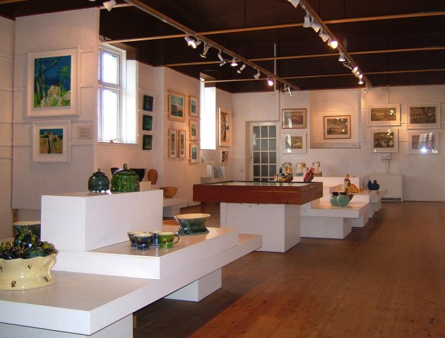 Mid Cornwall Galleries