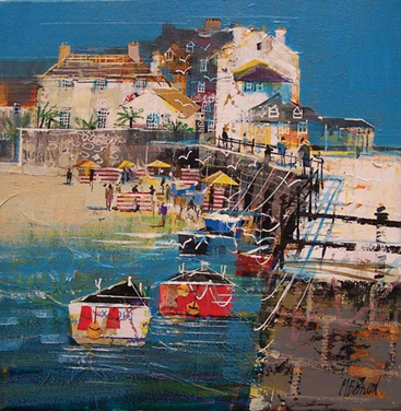 GALLERY PROFILE: Market House Gallery, Marazion