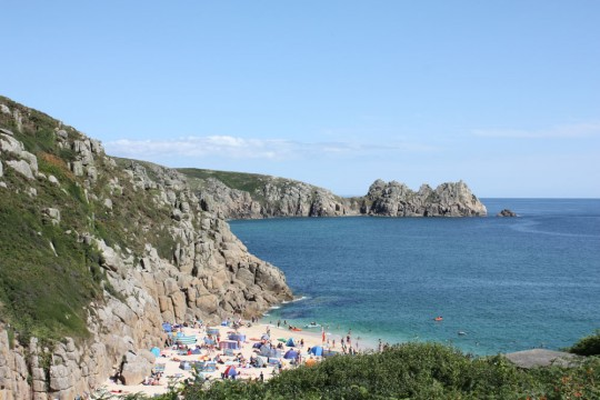 CORNISH DAYS OUT: Porthcurno
