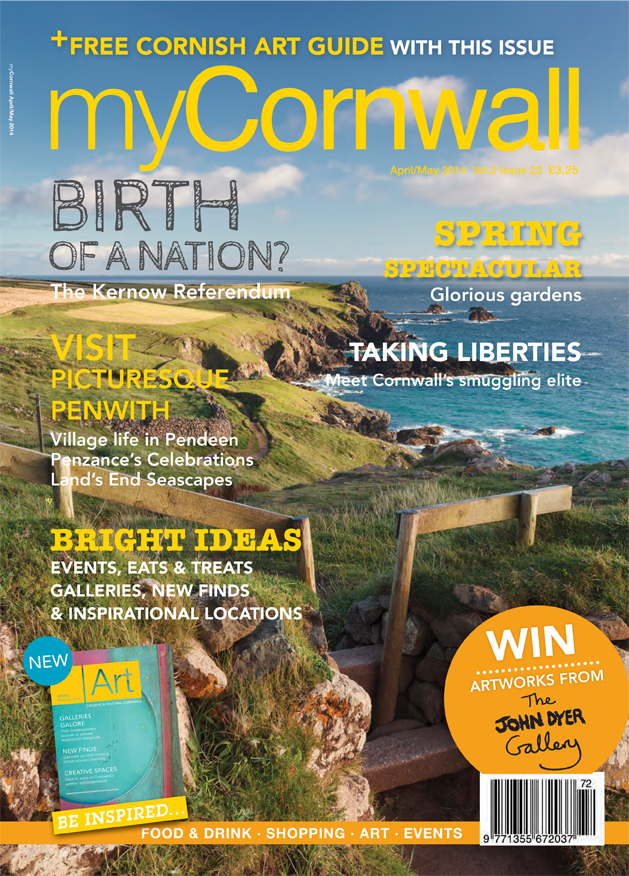 Issue 23 Apr/May 2014