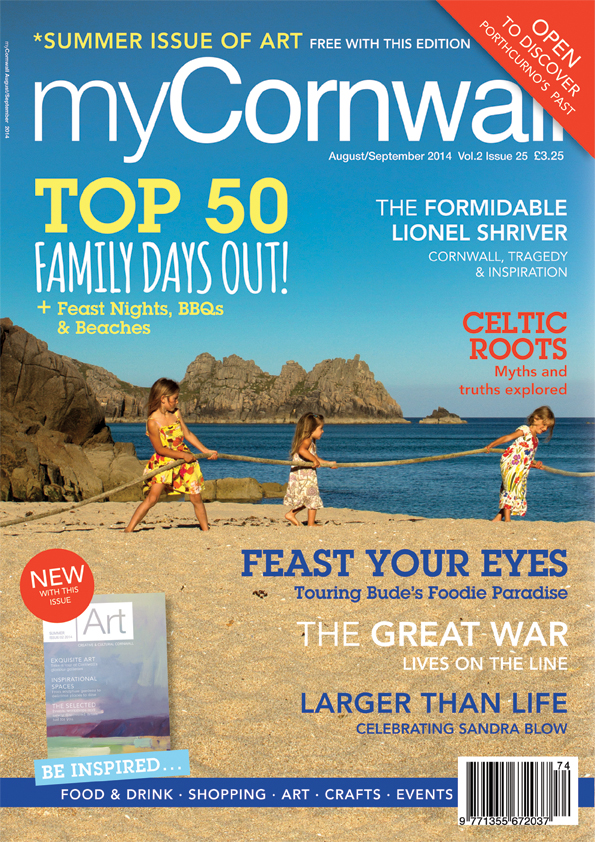 Issue 25 Aug/Sep 2014