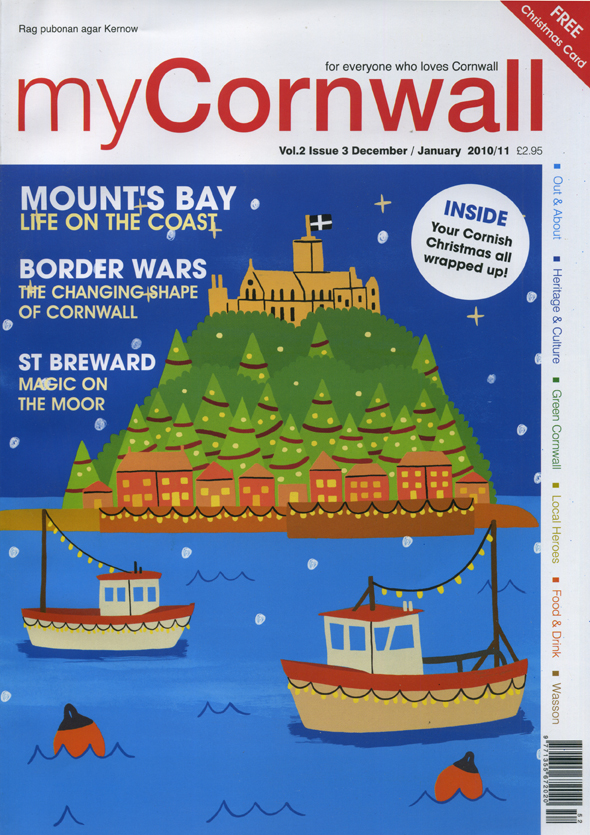 Issue 3 Dec/January 2010