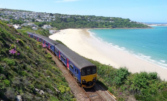 My Cornish Days Out – Top 5 Scenic Train Journeys.