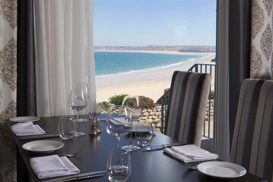 Weekend Away – Carbis Bay Hotel