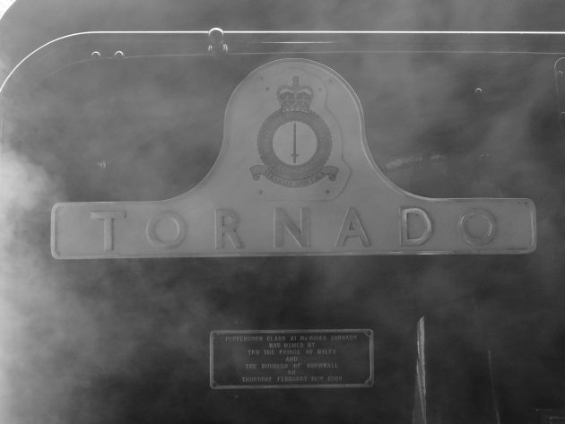 Tornado in Bodmin