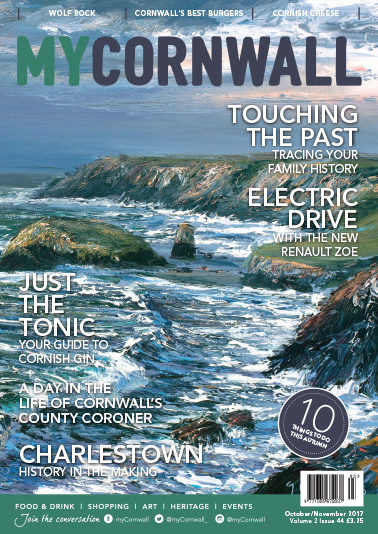 New Issue Out Now – October/November