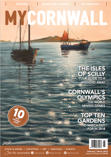New Issue Out Now – February/March