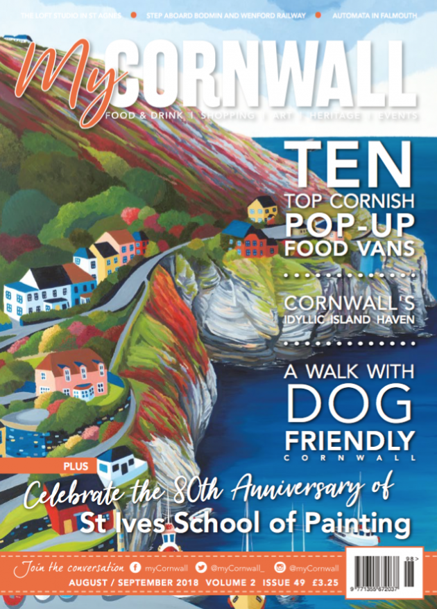 New Issue Out Now – August/September