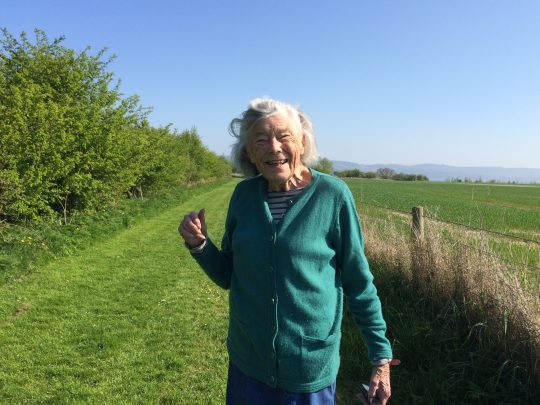 Rosamunde Pilcher – Cornish Writer & German Legend