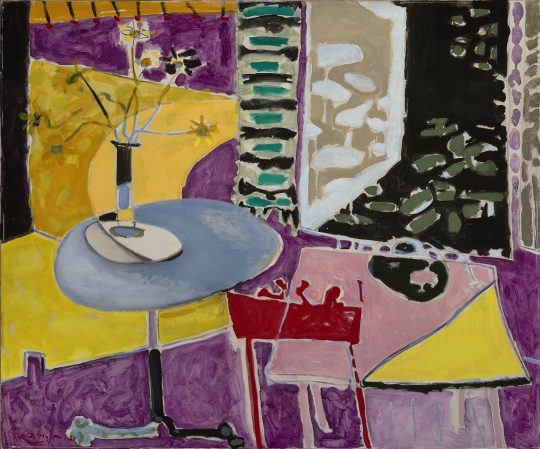 Look Out For: Patrick Heron at Tate St Ives