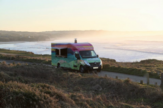 We Love These 10 Foodie Vans in Cornwall