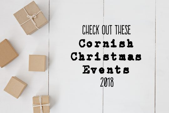 Explore Cornwall's Christmas Fairs This Year