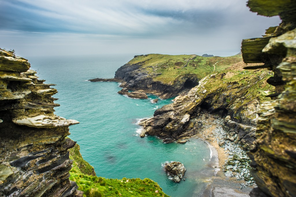 boscastle and tintagel