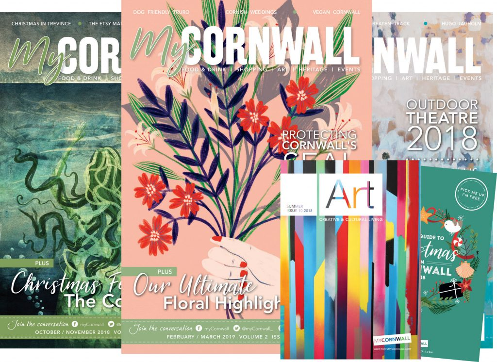 MyCornwall guides